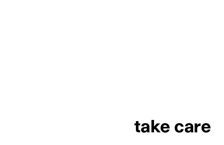 take care magazine